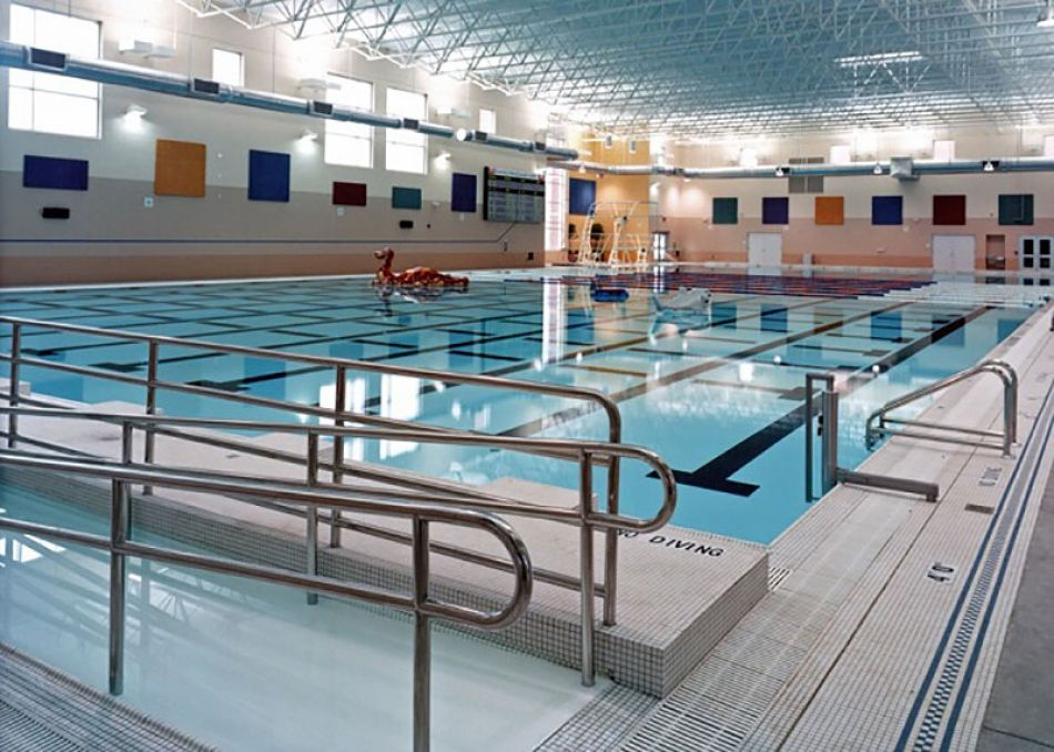 B a green construction lawrence kansas recreational for Swimming pool installation seattle