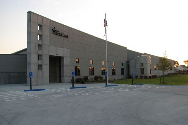 B A Green Construction Lawrence Kansas Industrial